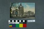 Postcard: Kings College