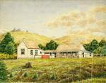 Painting: Trelissick Homestead
