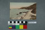 Postcard: Sea Road Meadfoot and Torquay Hydro