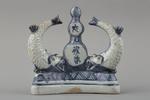 Ceramic: brush stand
