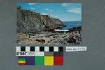 Postcard of Bald Head Cliff