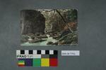 Postcard: The Dargle Rock, Co Wicklow
