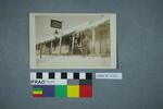 Postcard: Icicles on Kiandra Hotel 1908