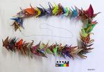 Tribute: Origami Cranes