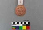 Tribute: Football Medal