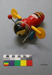 Tribute: Buzzy Bee Toy