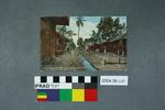 Postcard: Typical Street