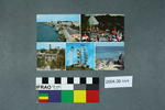 Postcard of scenes around Bermuda