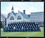 Negative: Christ's College Condell's House 1993