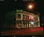 Negative: Crown Tavern At Night