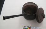 Saucepan and Lid: F Puch & Co