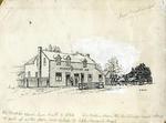 Drawing: W. C. Webb's Bush Inn