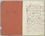 Diary: Frederic Huth Meinertzhagen, 12 May - 30 June 1867