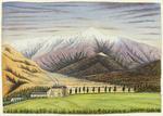 Painting: Underwood, Peel Forest