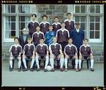 Negative: Christ's College Soccer Team 2001