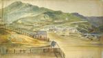Painting: Lyttelton Town