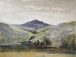 Painting: Sumner, October 1852