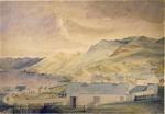 Painting: Port of Lyttelton