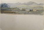 Painting: Ilam Farm, Riccarton Bush