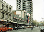 Colour Photograph: High Street, View North, 1985