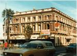 Colour Photograph: Excelsior Hotel, Corner of Manchester and High Streets, 1985