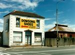Colour Photograph: Old Saddlery Building, Church Corner, Riccarton Road, 1985