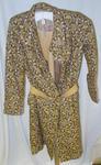 Coat: Art Deco