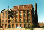 Colour Photograph: Wood's Flour Mills, Wise Street, 1985