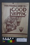 booklet, shopping