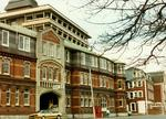 Colour Photograph: Christchurch Public Hospital, 1985