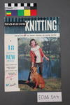 "magazine, knitting pattern:  ""Modern Knitting.  The monthly magazine for machine knitters"", January-February 1964 (NZ edition)"