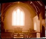 Glass Plate Negative: Mount Peel Church
