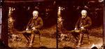 Glass Plate Negative Stereograph Slide: Archdeacon Wilson