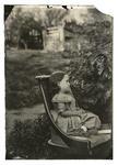 Glass Plate Negative: Mary Barker