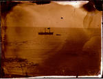 Glass Plate Negative: Ship