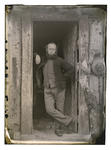 Glass Plate Negative: Mr T Powell, Grasmere