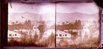 Glass Plate Negative Stereograph Slide: Panorama