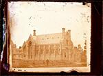 Glass Plate Negative: Provincial Council Chambers