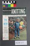 "magazine, knitting pattern:  ""Modern Knitting"", ""The Monthly Magazine for Machine Knitters"", Sept/Oct 1960 ( New Zealand edition)"