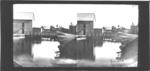 Glass Plate Positive Stereograph Slide: Oxford Terrace