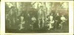 Glass Plate Positive Stereograph Slide: Alfred Charles Baker's Children