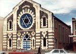 Colour Photograph: Beth El Synagogue, Gloucester Street, 1985