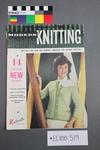 "magazine, knitting pattern:""Modern Knitting"", ""The Monthly Magazine for Machine Knitters"", Sept/Oct 1962 (New  Zealand edition)"
