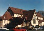 Colour Photograph: St Andrew's Church, Corner of Oxford Terrace and Antigua Street, 1985