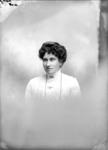 Glass Plate Negative: Miss Maule ca. 1907