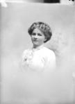 Glass Plate Negative: Miss H Limbrick