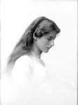 Glass Plate Negative: Miss E Midgley