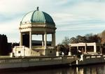 Colour Photograph: Edmonds Band Rotunda, 1985