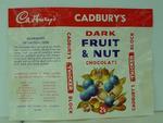 Wrapper: Cadbury Chocolate