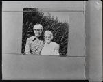 Film negative: Mrs Alison Dickinson, parents